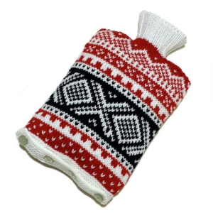 A hot water bottle is among the items included in a Warm and Well 'Warm Pack' that is made available to Norfolk's most vulnerable.