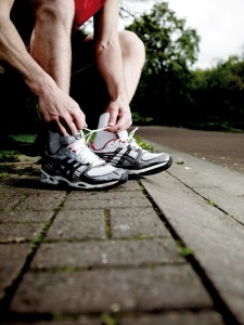 January is traditionally the time of year when people get their trainers on and get active.