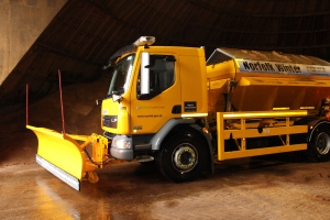 Norfolk County Council's new gritters need names!